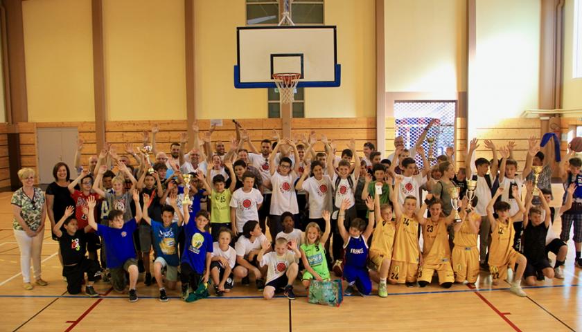 Tournoi international jeunes: le succès!