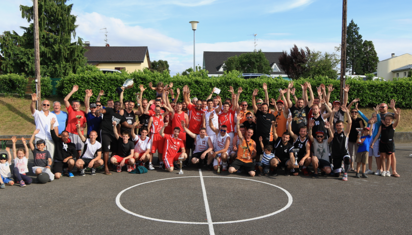 Tournoi Basket-Club Michelbach-le-Bas 2017