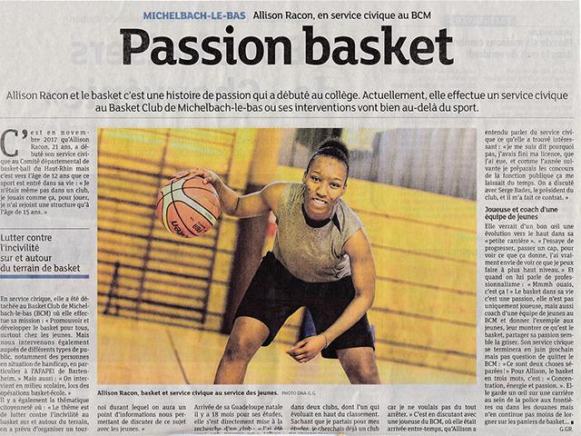 Passion Basket – Allison Racon