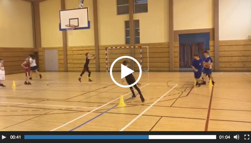 Rejoins notre école de Basket -Vidéo – CTC 3 Pays