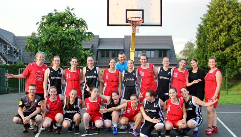 Basket en fête à Michelbach-le-Bas