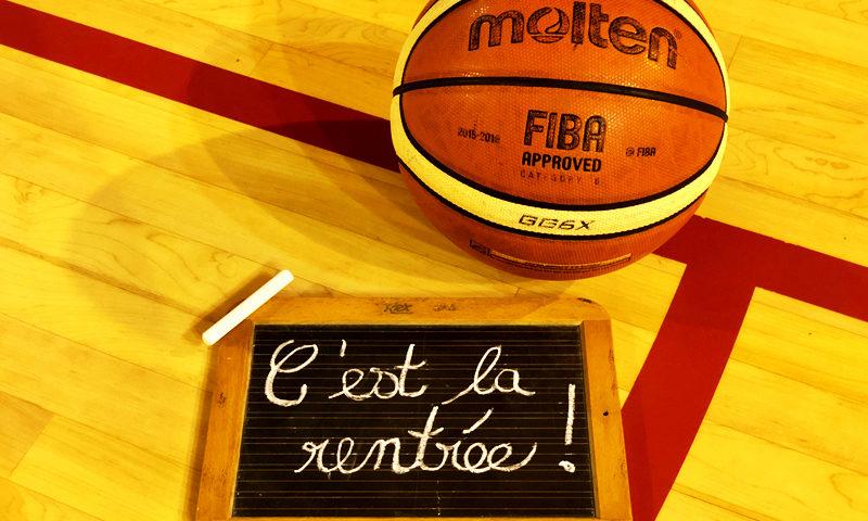Reprise de l'école de basket du BC Michelbach-le-Bas