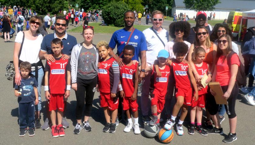 CTC Les Trois Pays: Fête du mini-basket et les derniers matches