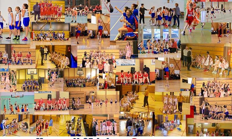 ⛹🏽♀️⛹🏼♀️Soirée « Emmènes tes copines au basket » 2019 ⛹️♀️⛹🏻♀️