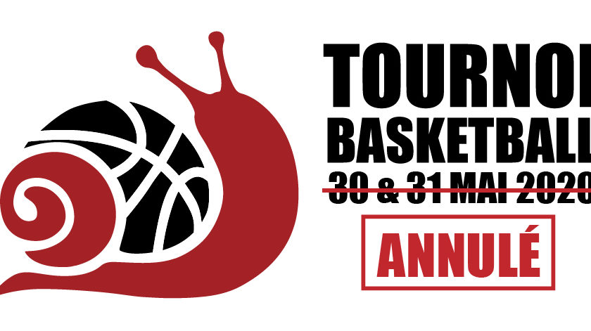 Annulation tournoi de basket 2020