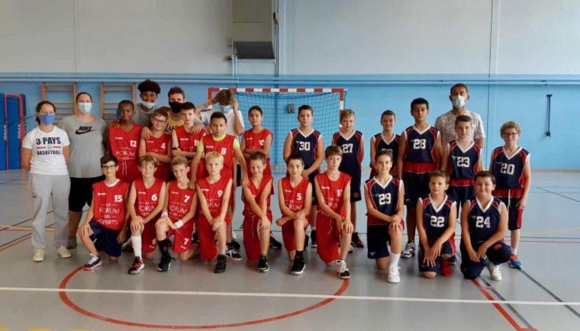 CTC Les Trois Pays : Camp U13 Garçons